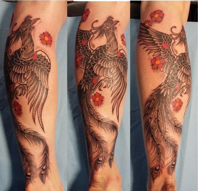 Phoenix Tatouage Homme Best Un Artiste De Tatouage Homme De Retour